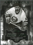2011/12 Upper Deck Artifacts Emerald #115 Clark Gillies Legends /99