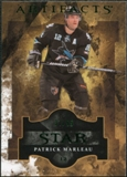 2011/12 Upper Deck Artifacts Emerald #126 Patrick Marleau Star /99