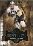 2011/12 Upper Deck Artifacts Emerald #129 Sidney Crosby Star /99