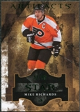 2011/12 Upper Deck Artifacts Emerald #130 Mike Richards Star /99