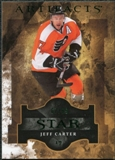 2011/12 Upper Deck Artifacts Emerald #131 Jeff Carter Star /99