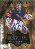 2011/12 Upper Deck Artifacts Emerald #134 Henrik Lundqvist Star /99