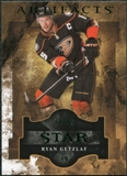 2011/12 Upper Deck Artifacts Emerald #136 Ryan Getzlaf Star /99