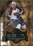2011/12 Upper Deck Artifacts Emerald #137 Dustin Byfuglien Star /99