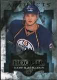 2011/12 Upper Deck Artifacts Emerald #163 Teemu Hartikainen /99