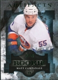 2011/12 Upper Deck Artifacts Emerald #173 Matt Campanale /99