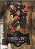 2011/12 Upper Deck Artifacts Spectrum #136 Ryan Getzlaf Star /25