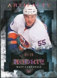 2011/12 Upper Deck Artifacts Spectrum #173 Matt Campanale /25