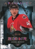 2011/12 Upper Deck Artifacts Spectrum #184 Andre Benoit /25