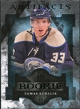2011/12 Upper Deck Artifacts Black #160 Tomas Kubalik RC 3/5