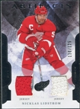 2011/12 Upper Deck Artifacts Jerseys #5 Nicklas Lidstrom /125
