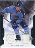 2011/12 Upper Deck Artifacts Jerseys #16 Evander Kane /125