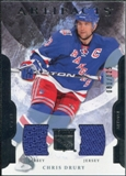 2011/12 Upper Deck Artifacts Jerseys #38 Chris Drury /125