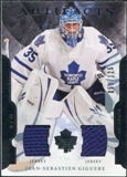 2011/12 Upper Deck Artifacts Jerseys #54 Jean-Sebastien Giguere /125