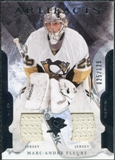 2011/12 Upper Deck Artifacts Jerseys #72 Marc-Andre Fleury /125