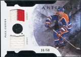 2011/12 Upper Deck Artifacts Horizontal Jerseys #15 Paul Coffey /50