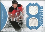 2011/12 Upper Deck Artifacts Frozen Artifacts Jerseys Blue #FAIK Ilya Kovalchuk /135