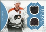 2011/12 Upper Deck Artifacts Frozen Artifacts Jerseys Blue #FAJC Jeff Carter /135