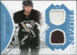 2011/12 Upper Deck Artifacts Frozen Artifacts Jerseys Blue #FAKL Kristopher Letang /135