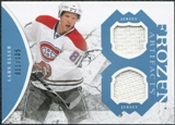 2011/12 Upper Deck Artifacts Frozen Artifacts Jerseys Blue #FALE Lars Eller /135