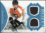 2011/12 Upper Deck Artifacts Frozen Artifacts Jerseys Blue #FAMR Mike Richards /135