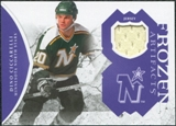 2011/12 Upper Deck Artifacts Frozen Artifacts Jerseys Purple #FADC Dino Ciccarelli