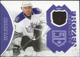 2011/12 Upper Deck Artifacts Frozen Artifacts Jerseys Purple #FADD Drew Doughty