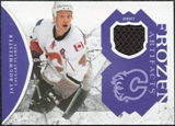 2011/12 Upper Deck Artifacts Frozen Artifacts Jerseys Purple #FAJB Jay Bouwmeester