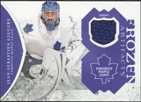 2011/12 Upper Deck Artifacts Frozen Artifacts Jerseys Purple #FAJG Jean-Sebastien Giguere