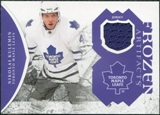 2011/12 Upper Deck Artifacts Frozen Artifacts Jerseys Purple #FANK Nikolai Kulemin