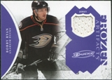 2011/12 Upper Deck Artifacts Frozen Artifacts Jerseys Purple #FARY Bobby Ryan