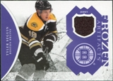 2011/12 Upper Deck Artifacts Frozen Artifacts Jerseys Purple #FATS Tyler Seguin
