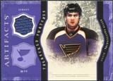 2011/12 Upper Deck Artifacts Treasured Swatches Purple #TSKS Kevin Shattenkirk
