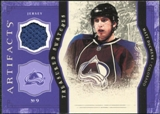 2011/12 Upper Deck Artifacts Treasured Swatches Purple #TSMD Matt Duchene