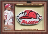 2011 Topps Commemorative Patch #MS Mike Schmidt