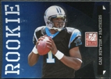 2011 Donruss Elite #115B Cam Newton BF UER inserted in Black Friday packs /999