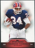 2011 Topps Precision #58 Thurman Thomas