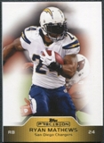 2011 Topps Precision #64 Ryan Mathews