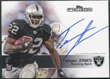 2011 Topps Precision #125 Taiwan Jones RC Autograph