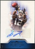 2011 Topps Precision Autographs #PCVAJF Jacoby Ford Autograph
