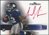 2011 Topps Precision Rookie Autographs Red Ink #118 Jerrel Jernigan Autograph /75
