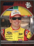 2012 Panini Press Pass Power Picks Blue #2 Kurt Busch /50
