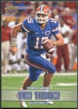 2012 Upper Deck Tim Tebow #TT3 Tim Tebow