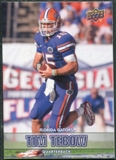 2012 Upper Deck Tim Tebow #TT6 Tim Tebow