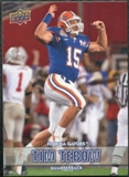 2012 Upper Deck Tim Tebow #TT7 Tim Tebow