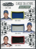2012 Press Pass Showcase Classic Collections Memorabilia #CCMRFR Matt Kenseth Carl Edwards Greg Biffle /99