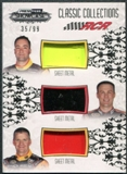 2012 Press Pass Showcase Classic Collections Memorabilia #CCMRCR Jeff Burton Kevin Harvick Paul Menard /99