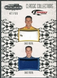 2012 Press Pass Showcase Classic Collections Memorabilia #CCMPEN Brad Keselowski AJ Allmendinger /99