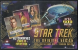 Star Trek: The Original Series Season 1 Hobby Box (1997 Skybox)