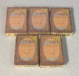Magic the Gathering 5x EMPTY Revised Starter Decks - No Cards